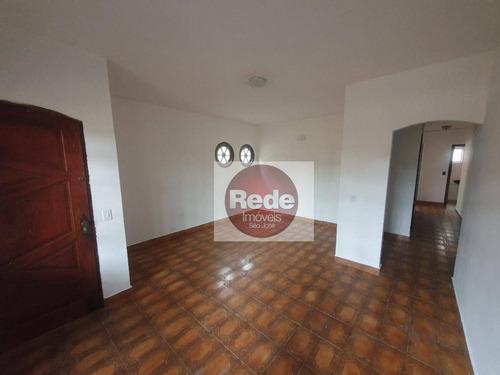 Casa À Venda, 207 M² Por R$ 550.000,00 - Monte Castelo - São José Dos Campos/sp - Ca0402