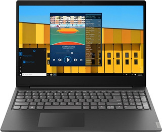 Notebook Lenovo Amd A6 4gb 500gb 15.6 Hd Hdmi Windows 10
