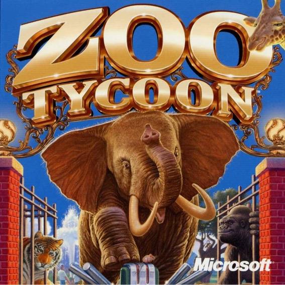 Jogo Zoo Tycoon Para Pc