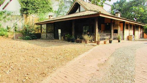 Casa Com 3 Dormitórios À Venda, 228 M² Por R$ 1.250.000,00 - Granja Viana - Cotia/sp - Ca15876