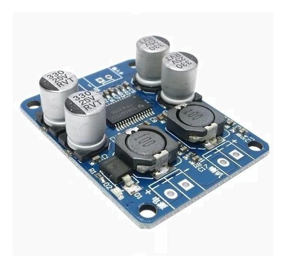 Modulo Amplificador Tpa3118 60w 12v - 24v Arduino Sgk