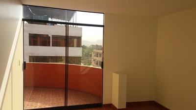 Alquiler De Departamento En Zarate - San Juan De Lurigancho