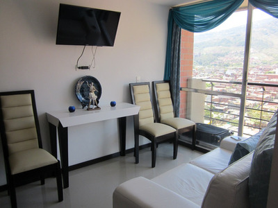 Alquiler Apartamento Amoblado En Bello Por Dias