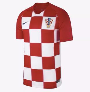 Playera Selección De Croacia (titular 2018) Talla X L