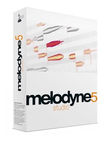 Imagen 1 de 1 de Melodyne Studio 5 - Win O Mac/ Ultima Versión