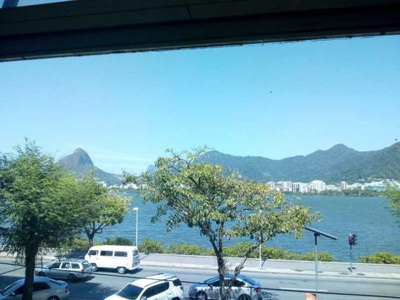 Apartamento-à Venda-lagoa-rio De Janeiro - Boap30207
