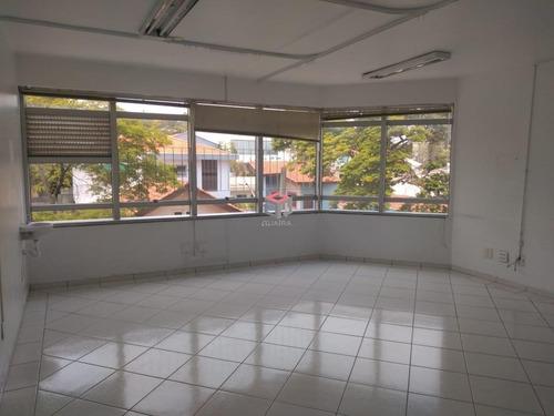 Imagem 1 de 20 de Prédio Para Aluguel, 12 Vagas, Jardim Do Mar - São Bernardo Do Campo/sp - 91816