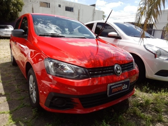 Gol 1.6 Msi Totalflex Trendline 4p Manual 48306km