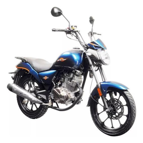 Motocicleta Milestone 150cc. Carabela * Entrega Inmediata