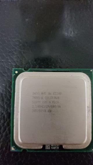 Processador Intel Celeron E3300 1m 2.50ghz 800mhz
