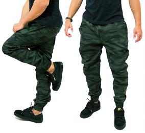 Calça Masculina Com Elástico Jogger Premium Tecido Qualidade