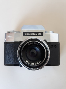 Câmera Contaflex 126 - Zeiss Ikon
