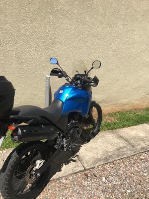 Vendo Moto Teneré Xtz 250cc Blue/flex. Ano: 2013