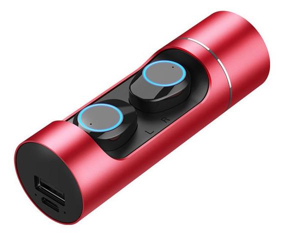 Gules Bluetooth Headset 5.0 Mini-orelhas Você Não Pode Stand
