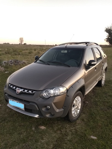 Fiat Palio Weekend Adventure 2015