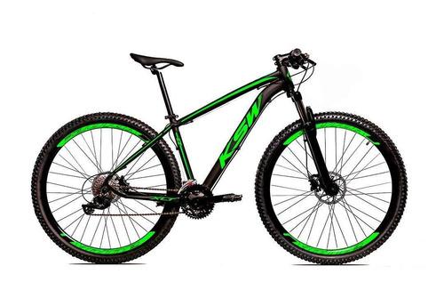 Imagem 1 de 10 de Bicicleta Aro 29 Ksw Shimano 24v Freio Disco Hidráulico-ltx