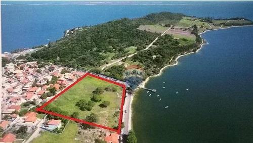 Terreno À Venda, 15900 M² Por R$ 4.500.000,00 - Praia Do Sudoeste - São Pedro Da Aldeia/rj - Te0037