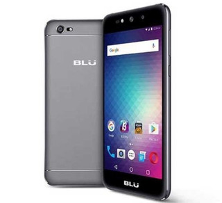 Celular Blu Grand X 4g Lte Libre Android Led Flash Hd +funda