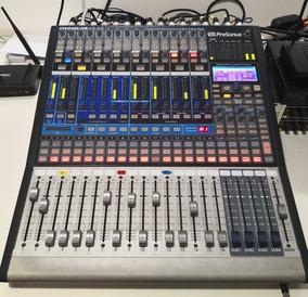 Mesa De Som Presonus Studio Live 16.4.1
