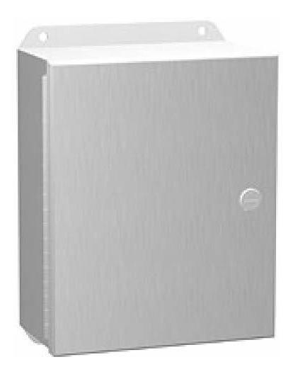 Hammond Ej664al Type 4x Aluminum Junction Box Eclipse Juni ®