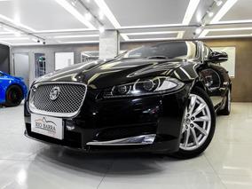 Jaguar Xf Luxury 2013 Blindado