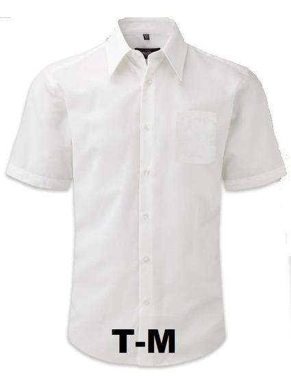Camisas Blancas Para Damas Y Caballeros
