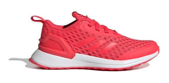 adidas Zapatillas Running Niña Rapidarun X Bth K Coral
