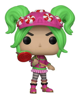 Figura Muñeco Funko Pop Fortnite Zoey 458