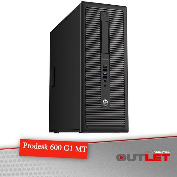 Hp Prodesk 600 G1 Mt Pentium G3220 3.00 Ghz 4 Gb 500 Gb