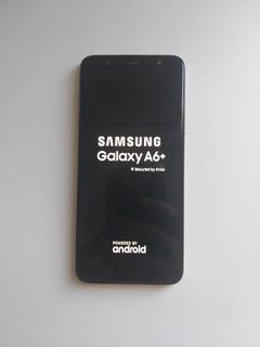 Smartphone Samsung Galaxy A6+ Dourado-dual Chip, 64gb