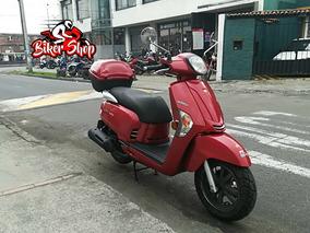 Kymco Like 125 2012, Excelente Estado!!!!!!!!!! *biker Shop*