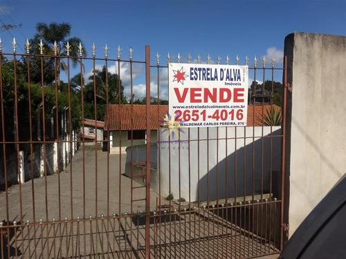 Chácara Centro Biritiba-mirim/sp - 1527