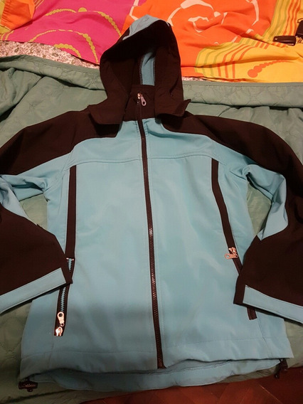 Campera Impermeable Talle12