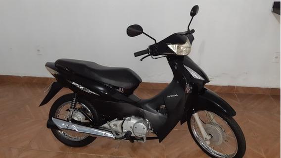 Honda Biz 125 Es 2009 Preta