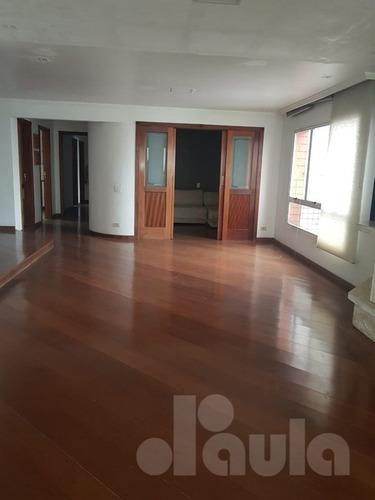 Imagem 1 de 14 de Apartamento Alto Padrão 320m² Bairro Jardim - 1033-11796