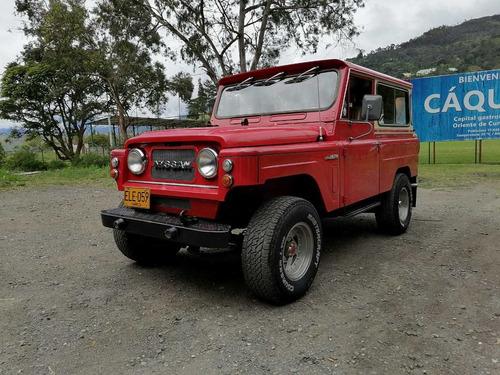 Nissan Patrol 1980 4.0 Lg60