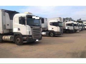 Scania 380 6x2 Financiamos Para Primeiro Caminhão Com 50%