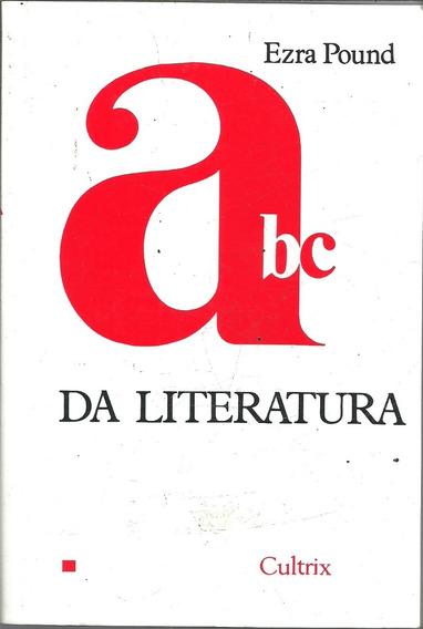 C37 - Abc Da Literatura - Ezra Pound