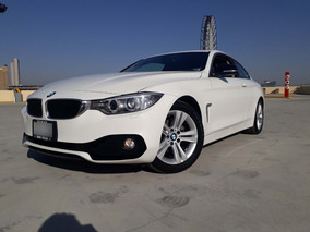 Bmw Serie 4 420ia Coupe Executive Piel Clima Quemacocos
