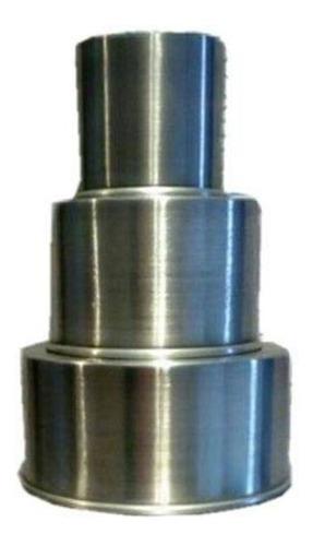 Conjunto De Formas Redondas 3 Pçs -10cm 15cm 20cm X 10cm Alt