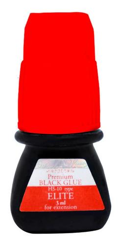 Imagem 1 de 4 de Cola Elite Premium Hs-10 Volume Russo 3ml