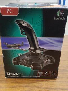 Joystick Logitec Attack 3