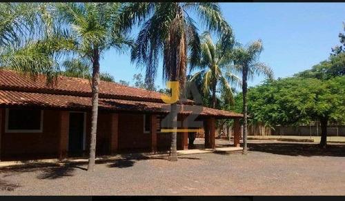 Chácara Com 7 Dormitórios À Venda, 5000 M² Por R$ 1.489.000,00 - Recreio Internacional - Ribeirão Preto/sp - Ch0614