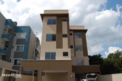 Imagem 1 de 15 de Apartamento Para Venda Em São José Dos Pinhais, Parque Da Fonte, 2 Dormitórios, 1 Banheiro, 1 Vaga - Sjp3220_1-1788075