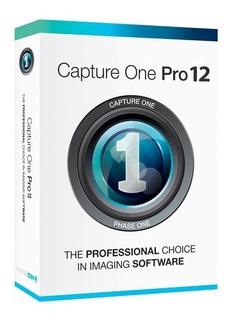 Capture One Pro 12, Pc Mac