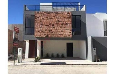 Casa Nueva En Renta En La Zona De Mayor Plusvalia De San Luis - Fuerte Ventura