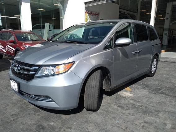 Honda Odyssey Minivan 5p Ex Ta A/ac. Aut. Cd F. Halogeno Ra