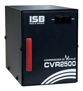 Compensador De Voltaje Para Línea Blanca Sola Basic Cvr2500