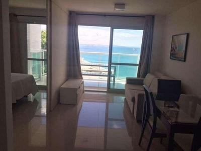1 Quarto, Venda- Vista Mar - Cloc Marina Residence - Ap0073