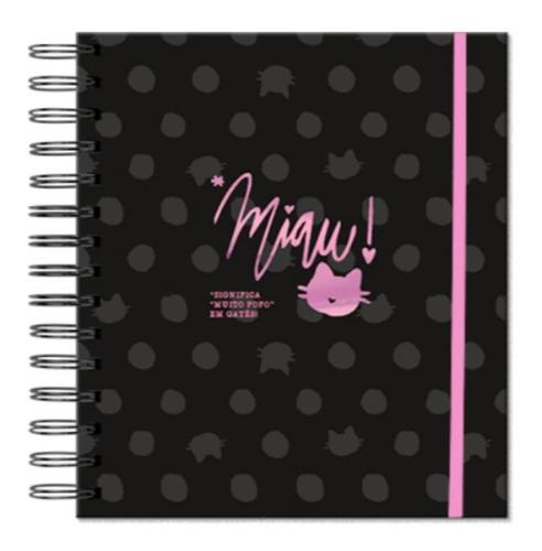 O Planner Black Cat  Evertop By Uatt